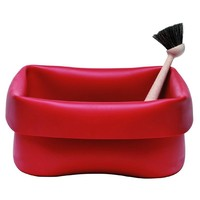 Normann Copenhagen - Washing Up Bowl And Brush