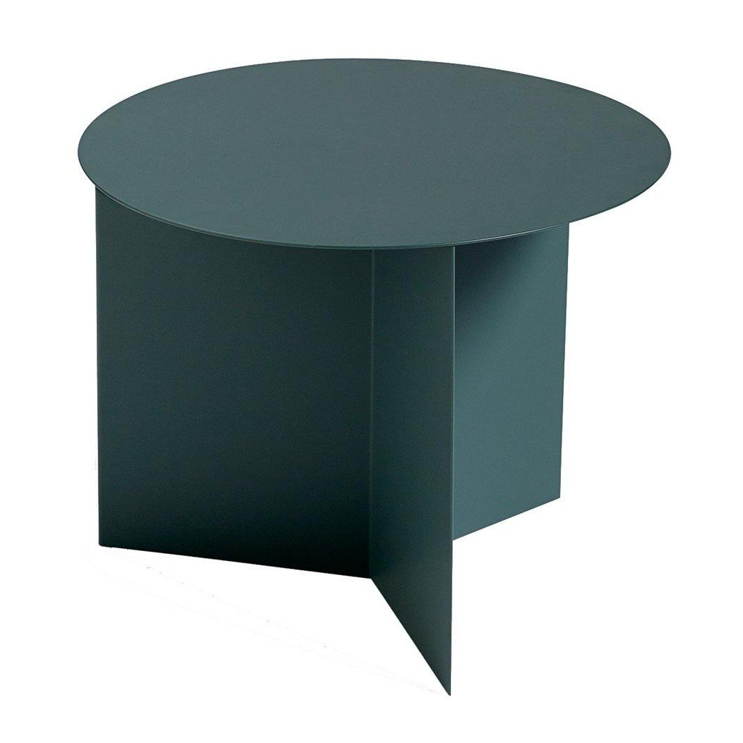 slit table round table d 39 appoint hay. Black Bedroom Furniture Sets. Home Design Ideas