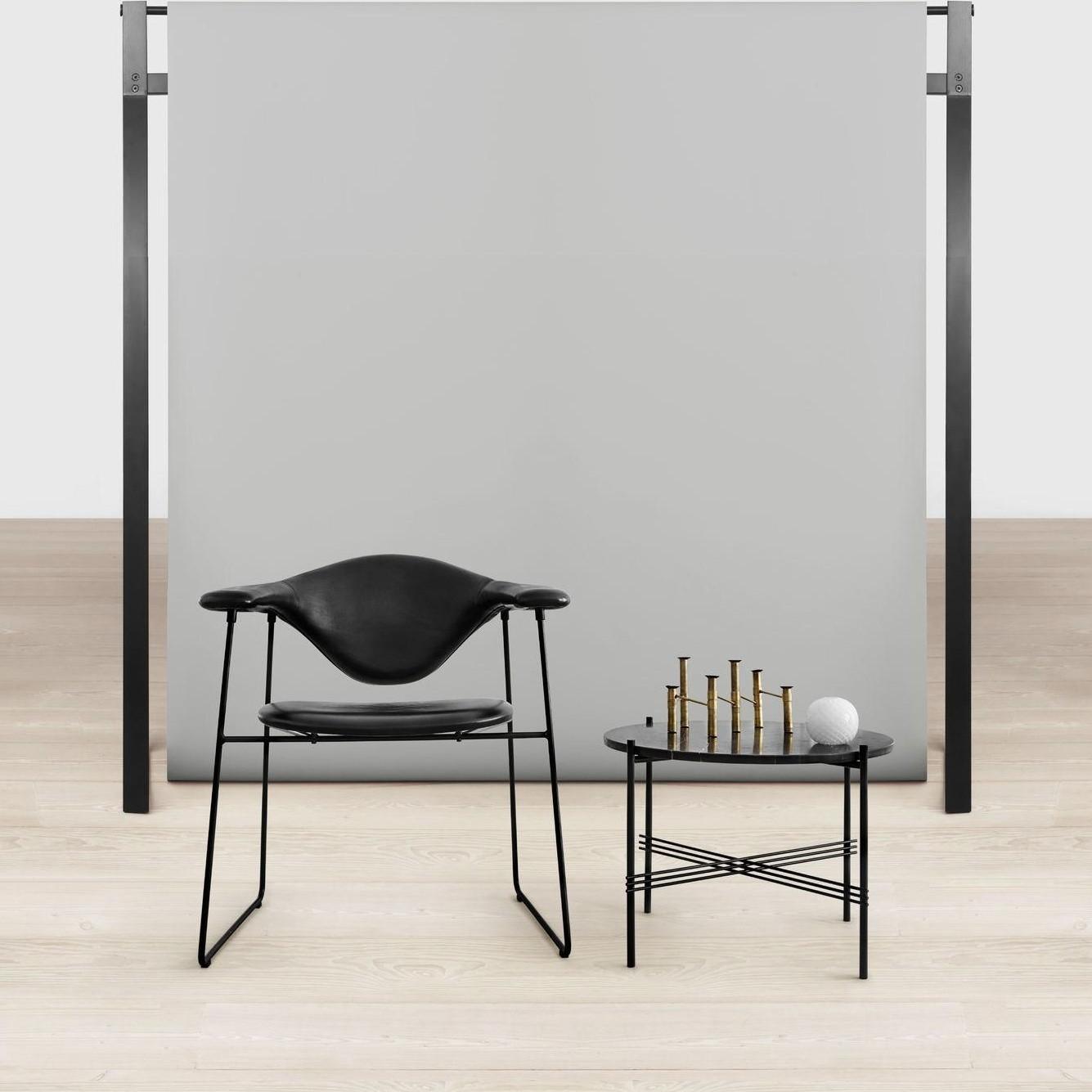 Gubi Masculo Lounge Chair Ambientedirect
