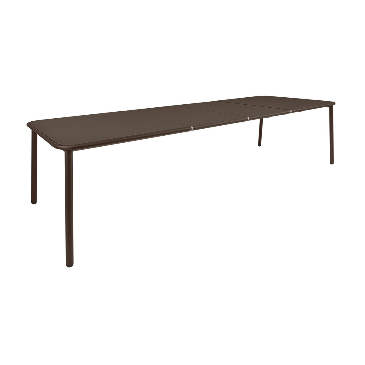 yard table de jardin extensible de aluminium emu. Black Bedroom Furniture Sets. Home Design Ideas