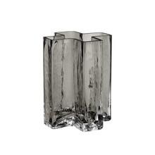 Holmegaard - Vase Crosses H 12cm