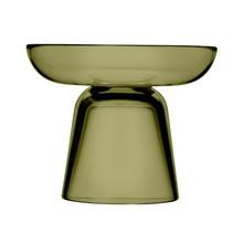 iittala - Nappula Kerzenhalter H 10,7cm Glas