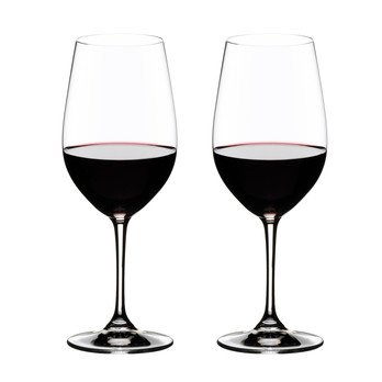 Riedel - Vinum Zinfandel Weinglas 2er Set - transparent/H 21cm, 400ccm