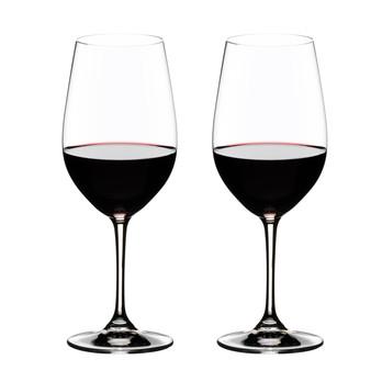 - Vinum Zinfandel Weinglas 2er Set -