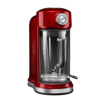 KitchenAid - Artisan 5KSB5080 Standmixer - liebesapfelrot/glänzend/mit magnetischer Kupplung/LxBxH 33x19x41cm/Behälter 1.75l