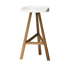 Established & Sons - Tabouret de bar Heidi 80