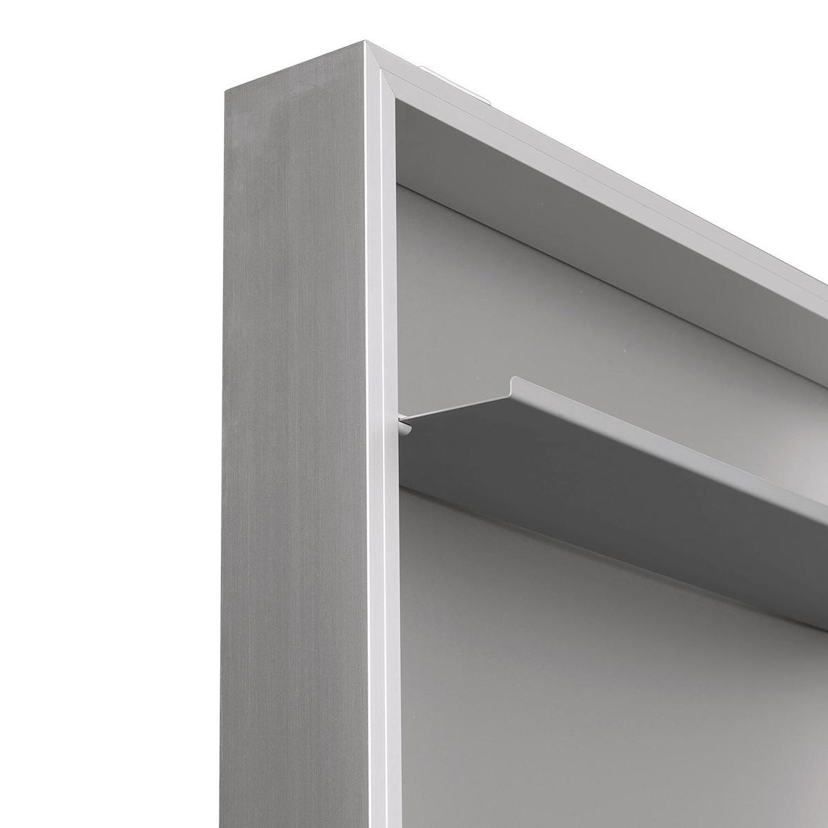 duty box h ngeschrank mit spiegel kristalia. Black Bedroom Furniture Sets. Home Design Ideas