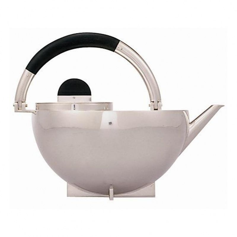 bauhaus teapot tecnolumen. Black Bedroom Furniture Sets. Home Design Ideas