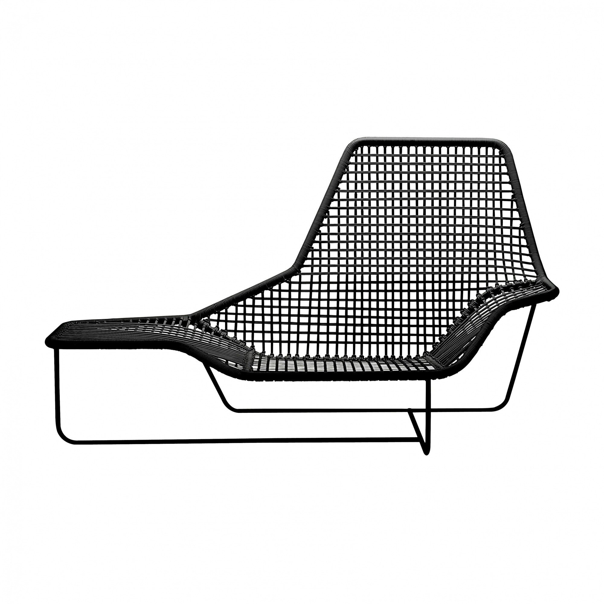 Zanotta Lama Outdoor Lounger | AmbienteDirect on chaise furniture, chaise sofa sleeper, chaise recliner chair,