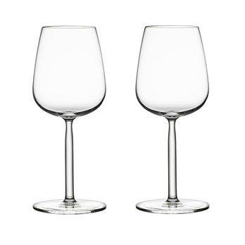 iittala - Senta Weißweinglas Set 2tlg. - transparent/29cl
