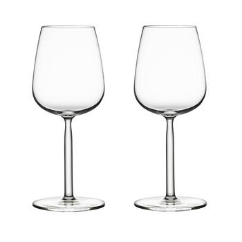- Senta Weißweinglas Set 2tlg. -