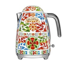 Smeg - Limited Edition D&G KLF03 Wasserkocher 1,7l