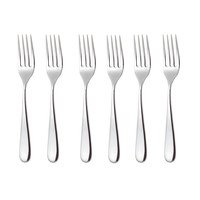 Alessi - Nuovo Milano Table Fork Set Of 6