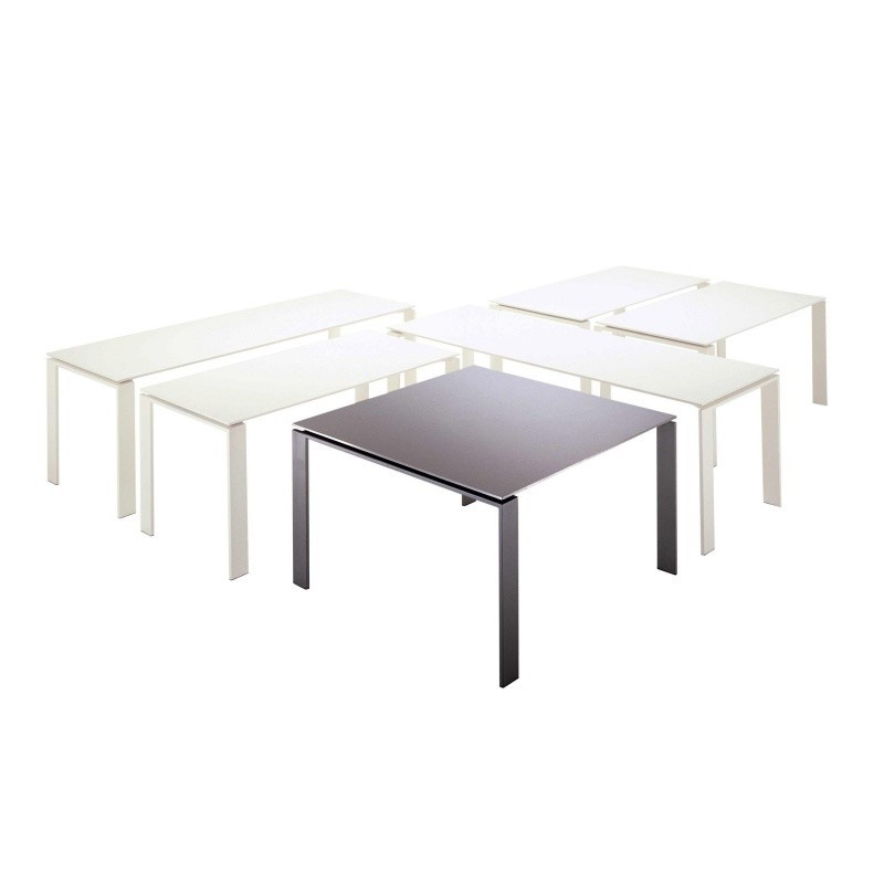 Four Table 128x128x72cm