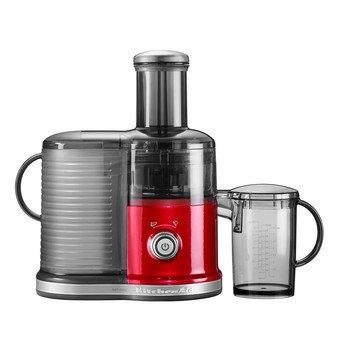 KitchenAid - Artisan 5KVJ0332 Zentrifugal Entsafter - Liebes-Apfel rot