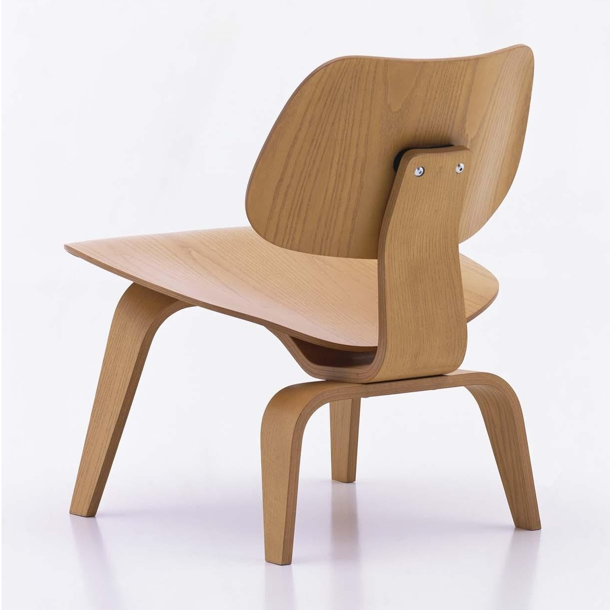 Lcw chaise vitra for Chaise eames vitra soldes