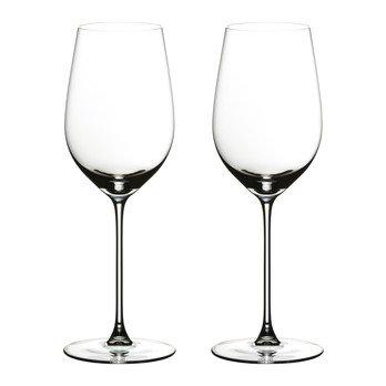 Riedel - Veritas Riesling Weinglas 2er Set - transparent/H 23,5cm, 395ccm