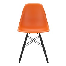 Vitra - Eames Plastic Side Chair DSW Ahorn schwarz