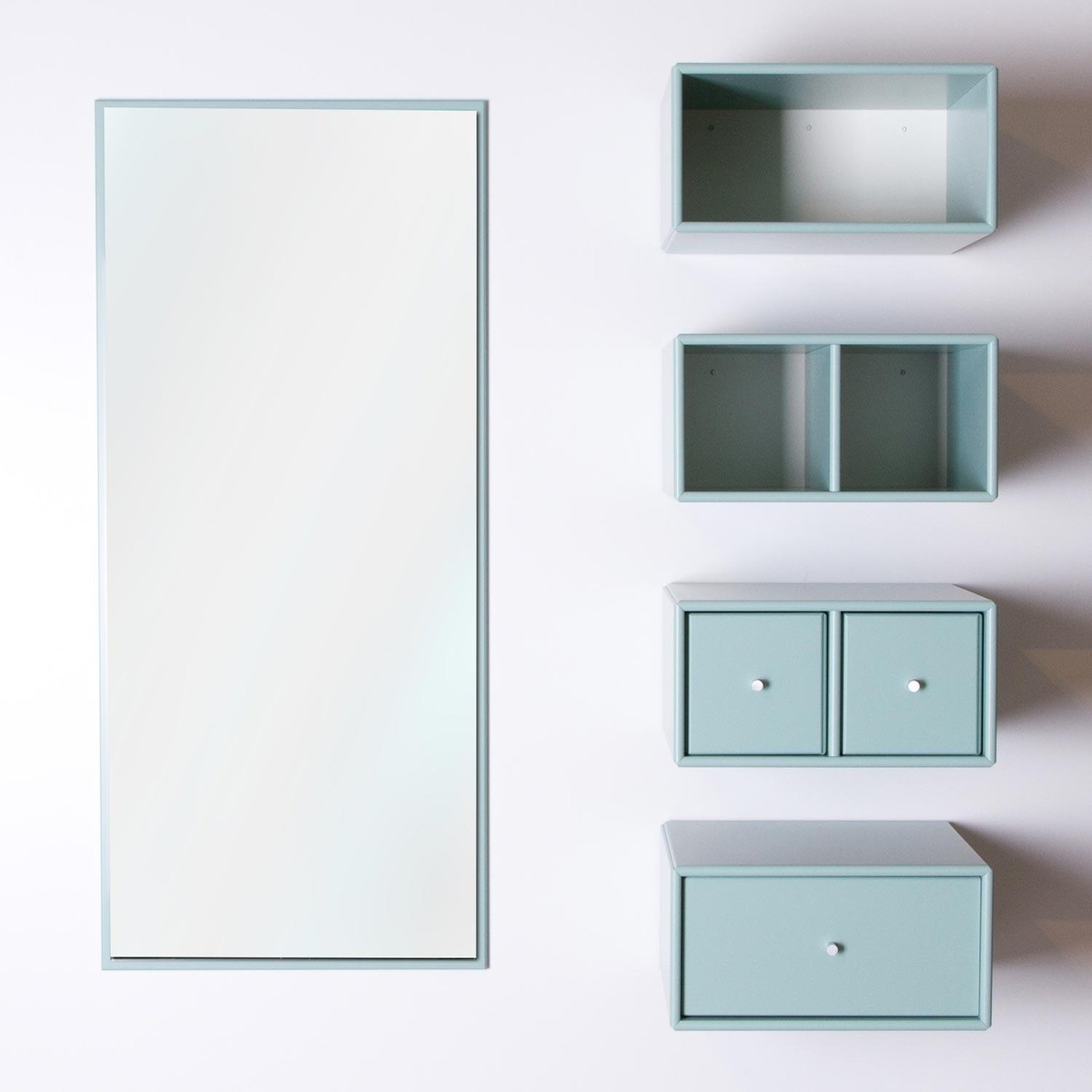 Home gt products catalog gt office partition gt room iders glass wall - Montana Montana Gt Wall Mirror And Wall Console