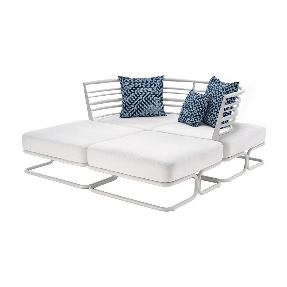 marcel outdoor daybed emu sofas seating furniture. Black Bedroom Furniture Sets. Home Design Ideas