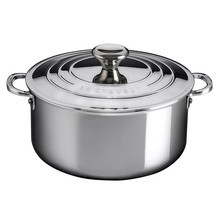 Le Creuset - 3-ply Plus Bratentopf