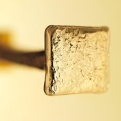 Opinion Ciatti - Chiodo Kleiderhaken - gold / 5 Stück