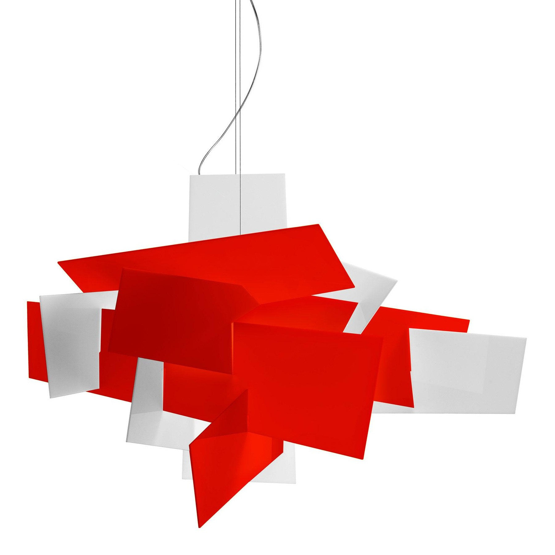Foscarini Big Bang Led Suspension Lamp Xl Ambientedirect