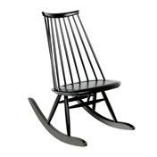 Artek - Mademoiselle Rocking Chair Schaukelstuhl - schwarz/gebeizt