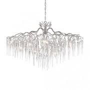 Brand van Egmond - Lustre Hollywood Glass 140x55x85cm
