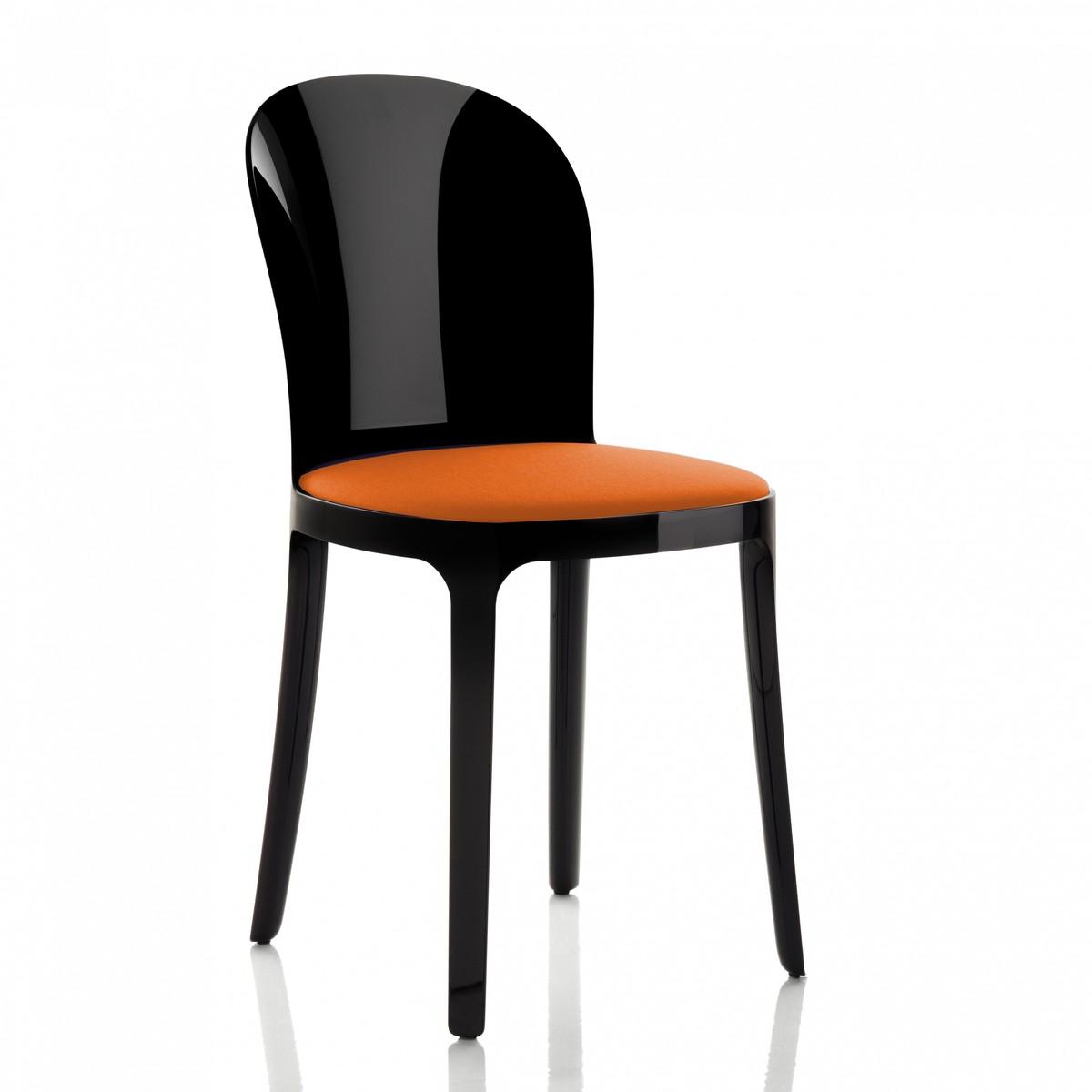 Vanity Chair Black | Magis | AmbienteDirect.com