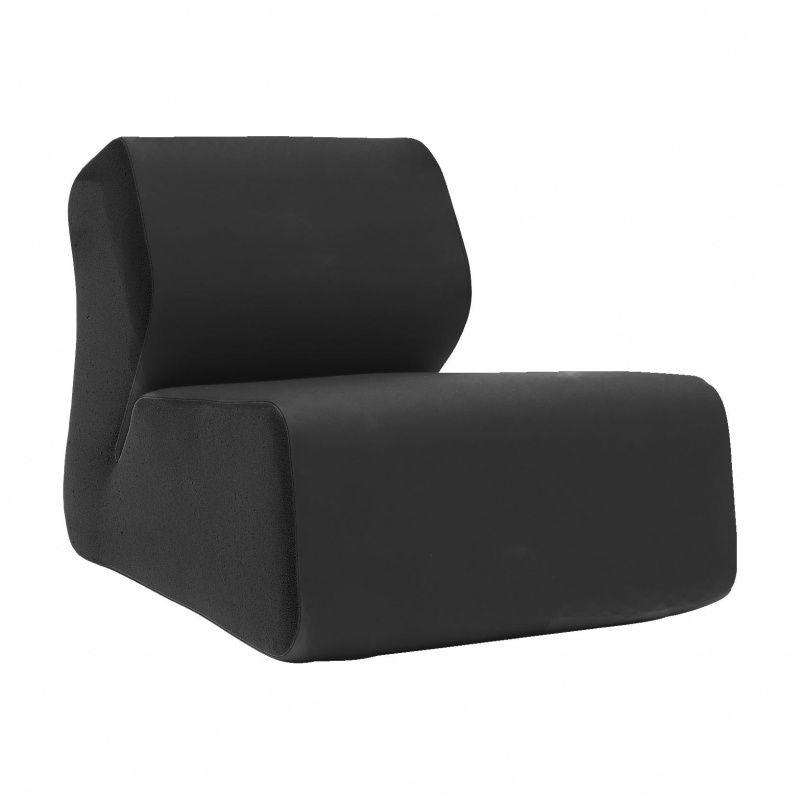 Lounge sessel schwarz  Hugo Lounge Sessel | Softline | AmbienteDirect.com