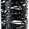 Foscarini - Tress Grande Pendelleuchte - schwarz/H 41cm/Ø 48cm