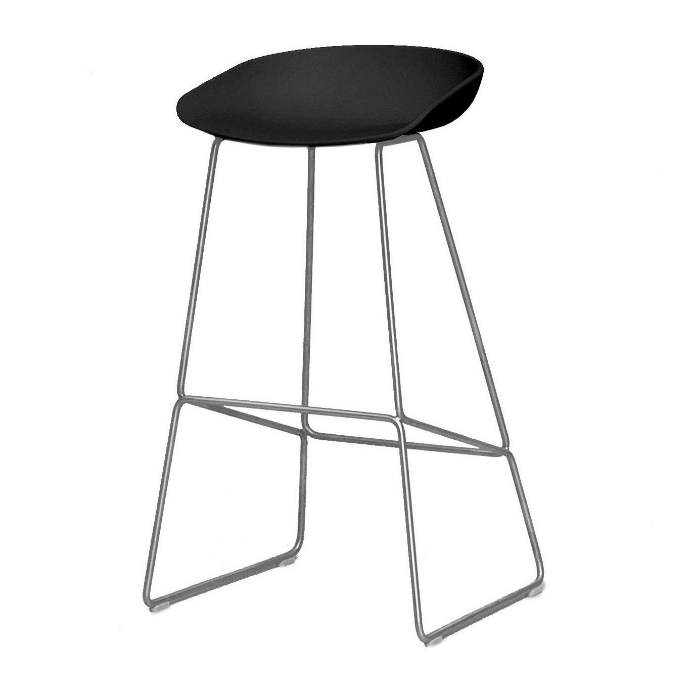 Hay about a stool aas38 bar stool 75cm ambientedirect for Hay about a stool replica