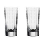Zwiesel 1872 - Hommage Carat Longdrink-Glas 2er Set - transparent/mundgeblasen/349ml/H14cm