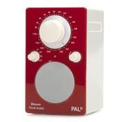 Tivoli - Tivoli PAL BT Radio mit Bluetooth - rot/weiß/latexbeschichtet/L x B x H: 12 x 10 x 16cm