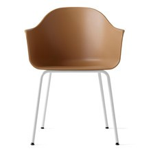 Menu - Harbour Armchair With Light Grey Steel Base