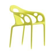 Moroso - Chaise avec accoudoirs Supernatural