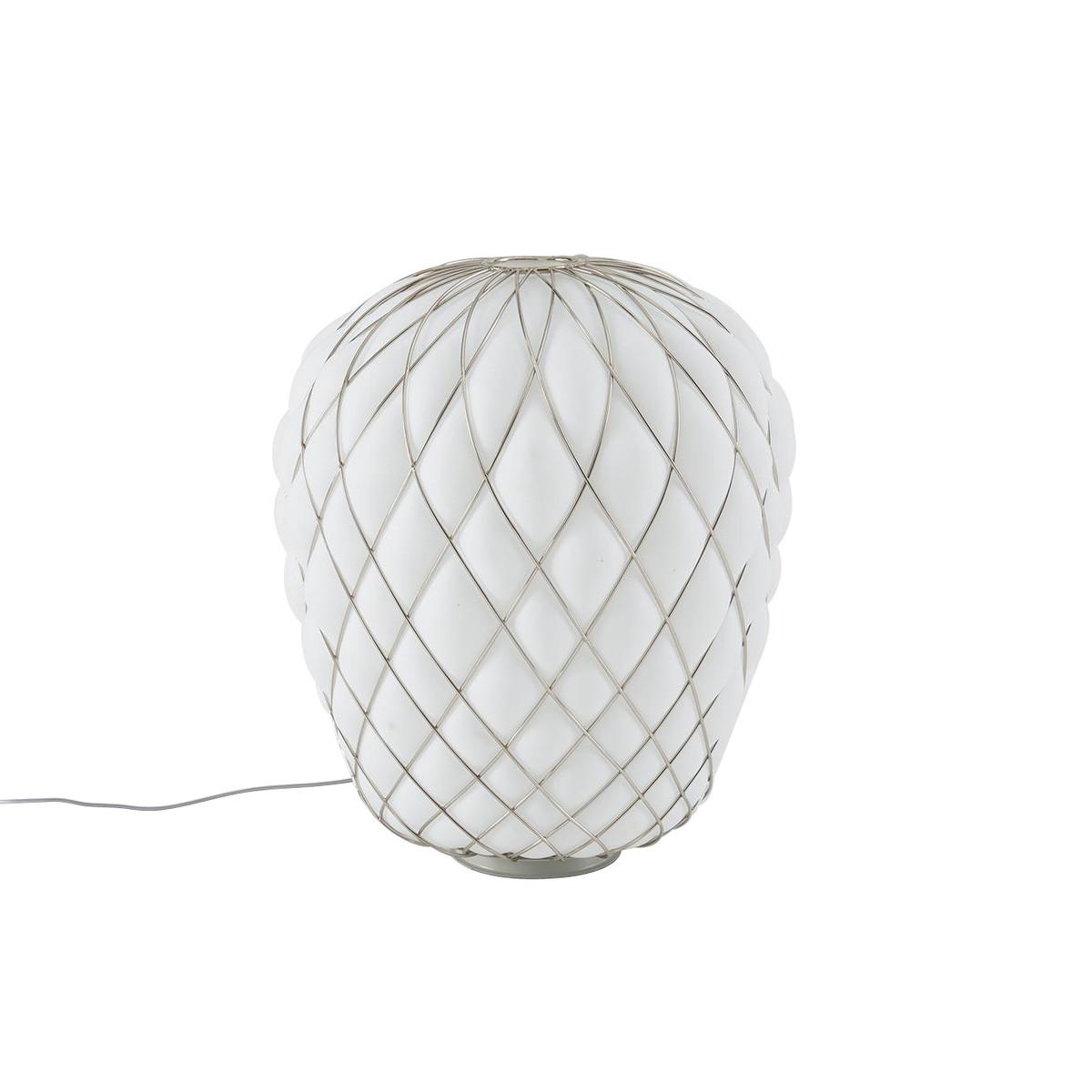 Pinecone table lamp fontana arte for Pinecone fontana
