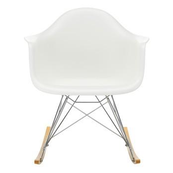 Vitra - Eames Plastic Armchair RAR Schaukelstuhl verchromt