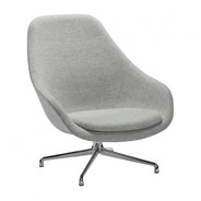 HAY - Fauteuil pivotant About a Lounge Chair AAL 91