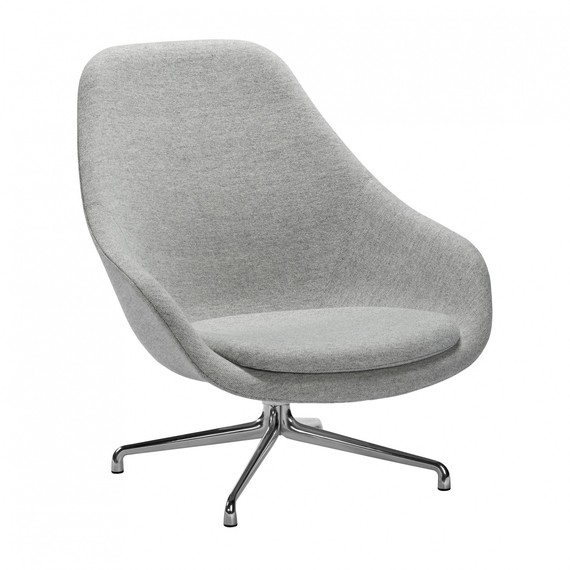 About a Lounge Chair AAL 20 Drehsessel