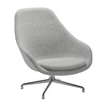 HAY - About a Lounge Chair AAL91 -Fauteuil pivotant