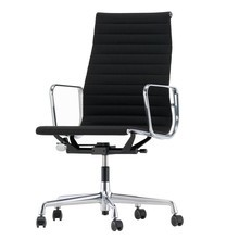 Vitra - EA 119 Alu Chair/ Polished Base