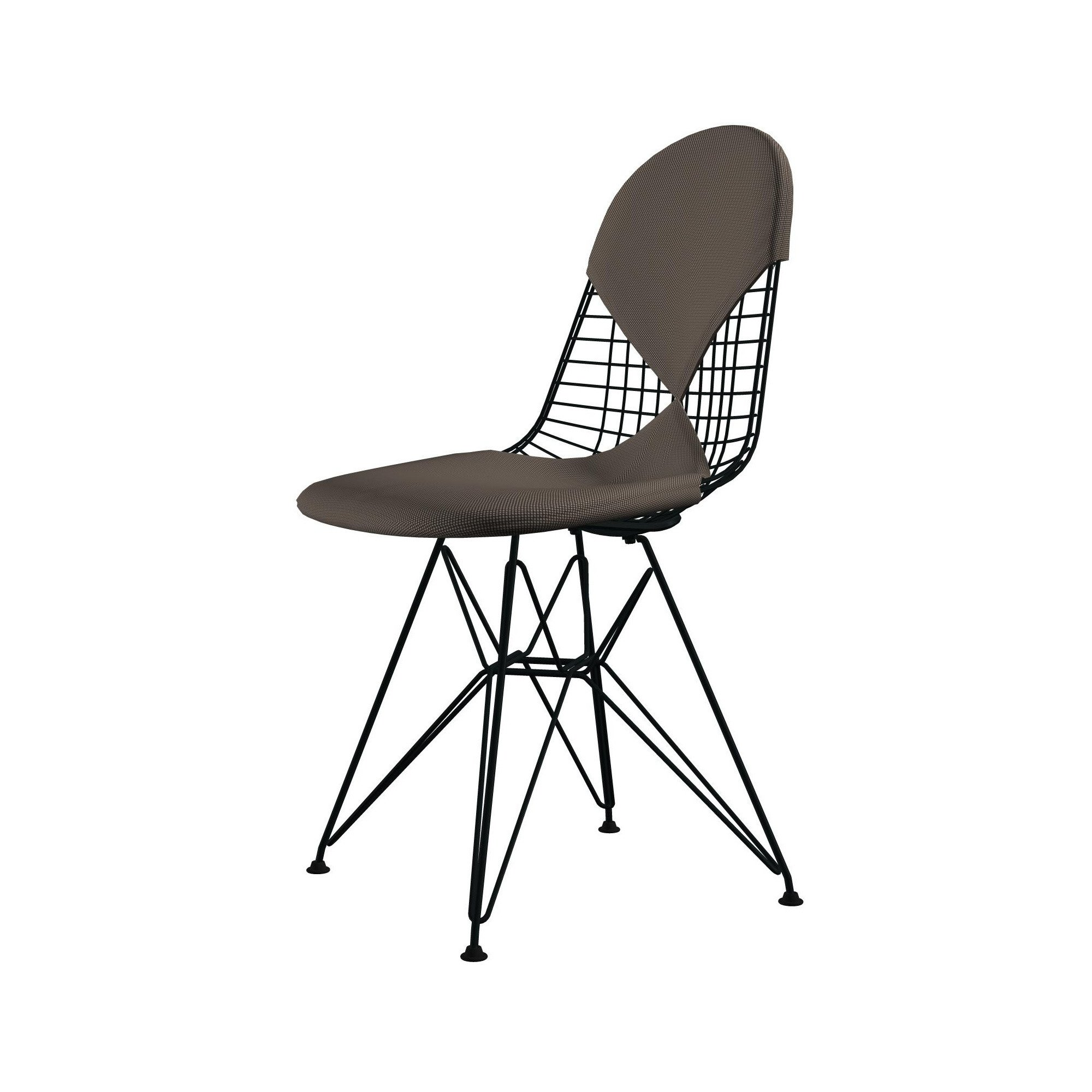black by ok design en from chairs frame wire b architonic product chair one cushion