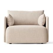 Menu - Offset Armchair