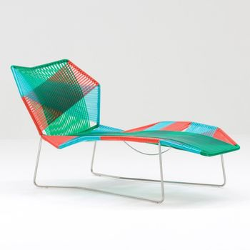tropicalia chaise longue moroso. Black Bedroom Furniture Sets. Home Design Ideas