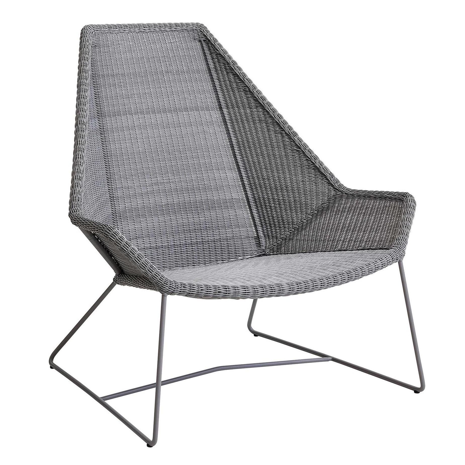 Cane Line Breeze Ourdoor Armchair High
