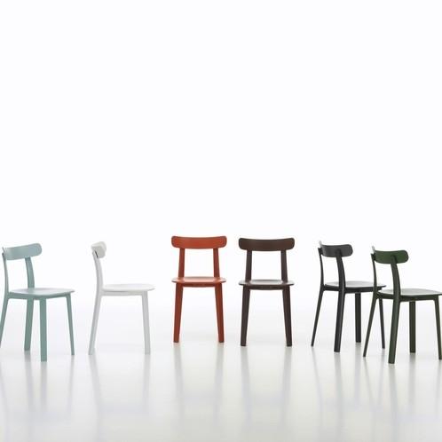 Vitra - All Plastic Chair Stuhl