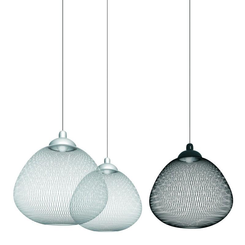 Non Random Light Suspension Lamp