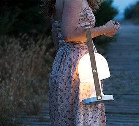 LED Akkuleuchte